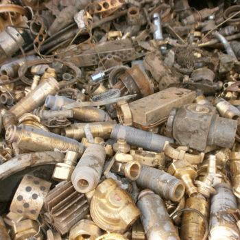 Process of Brass Scrap Metal Recycling